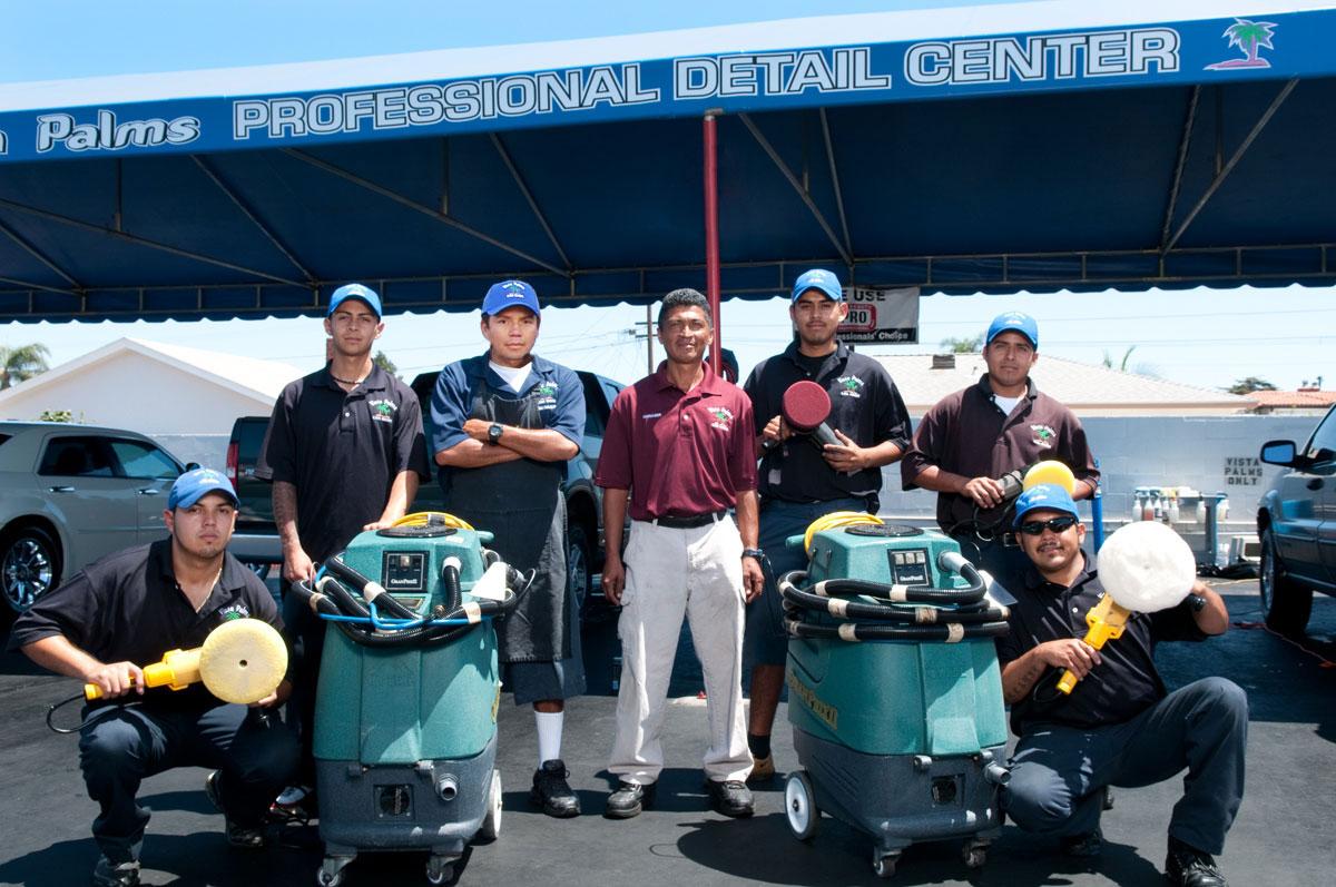 About Vista Palms Vista Palms Car Wash Professional Detail